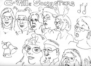 Songsters Sketch